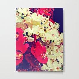 Orchidea boom Metal Print