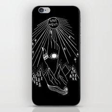 Luna Nueva iPhone & iPod Skin