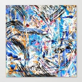 Grownass Man 13' Canvas Print