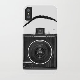 Baby Brownie iPhone Case