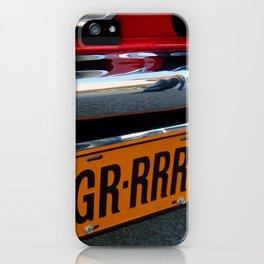 Gr-Rrr! iPhone Case