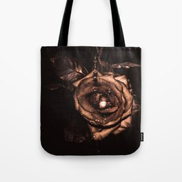 (he called me) the Wild rose Tote Bag
