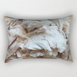 Shredded Chicken Rectangular Pillow