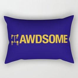 AWDSOME v1 HQvector Rectangular Pillow