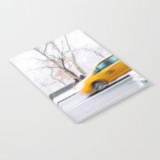 City Winter Notebook
