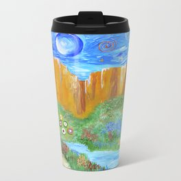 We Are All One Metal Travel Mug