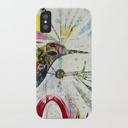 Manifest Magic iPhone Case