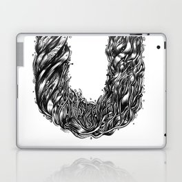 The Illustrated U Laptop & iPad Skin