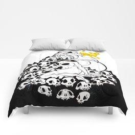Inktober : Teeming Comforters