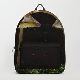 Glowing Shrooms Backpack