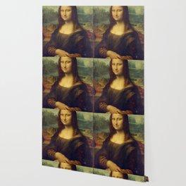 MONA LISA - LEONARDO DA VINCI Wallpaper