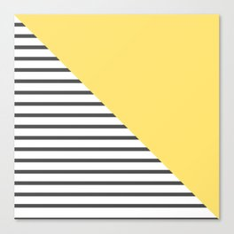 dismantled pattern Canvas Print