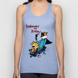Calbin and Bathobbes Unisex Tank Top