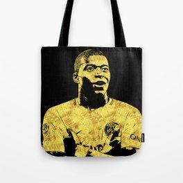 Kylian Fan Art Tote Bag
