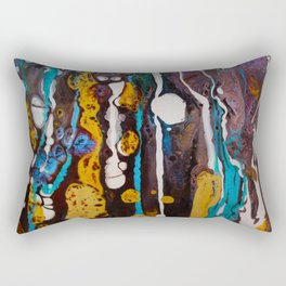 Faeries Blood Rectangular Pillow