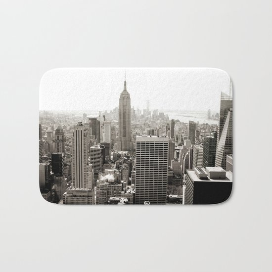 Static Empire Bath Mat