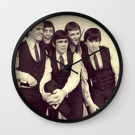 Dave Clark Five Wall Clock