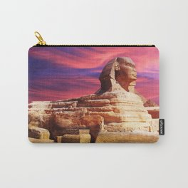 Great Sphinx of Giza, Egypt Carry-All Pouch