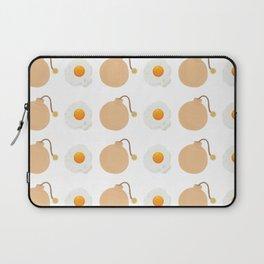 Egg Bomb Laptop Sleeve