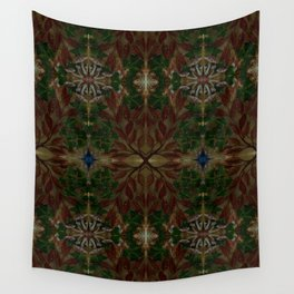 Petrichor Autumnal Design Wall Tapestry