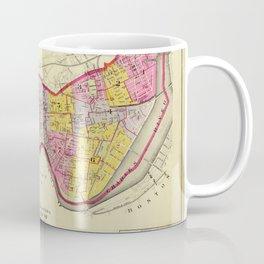 Cambridge Massachusetts 1903 Coffee Mug