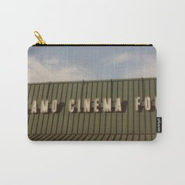 Alamo Drafthouse Village Carry-All Pouch