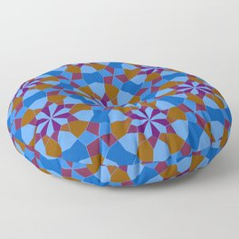 Infinity and beyond Floor Pillow