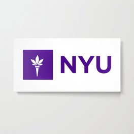pot420@nyu.edu Metal Print