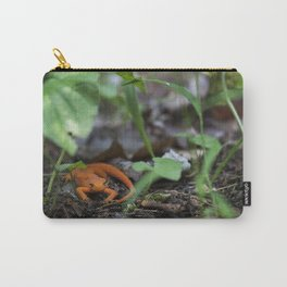 Bright Newt Carry-All Pouch