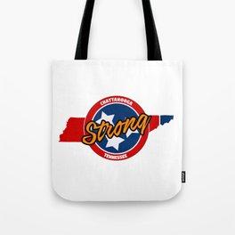 Chattanooga Strong Tote Bag