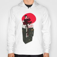durarara Hoodies featuring Pepsi Cola by rhymewithrachel