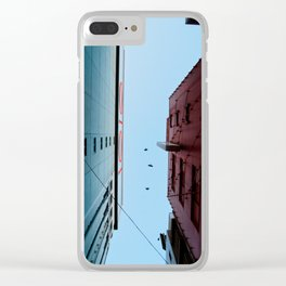 3lilbirds Clear iPhone Case