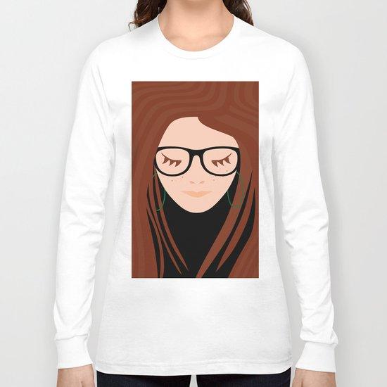 Girl 3 Long Sleeve T-shirt