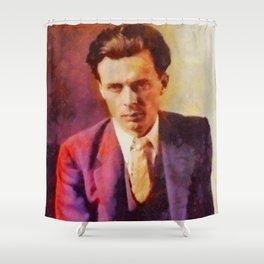 Aldous Huxley, Author Shower Curtain