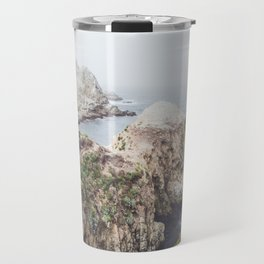 Ocean Salt Flats - California Landscape Photography Travel Mug