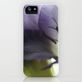 Freesia flowers iPhone Case