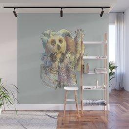 fairys kawaii vegan squad Wall Mural