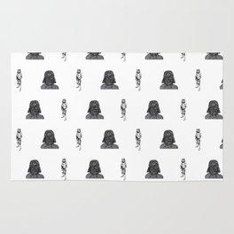 Darth Vader & Stormtrooper Pattern Rug