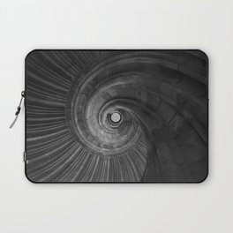 Sand stone spiral staircase 001 Laptop Sleeve