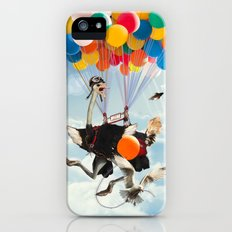 UFO's II Slim Case iPhone (5, 5s)