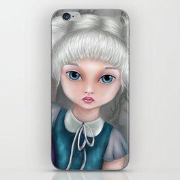Aquarius iPhone Skin