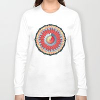 buddhism Long Sleeve T-shirts featuring Auspicious by DebS Digs Photo Art
