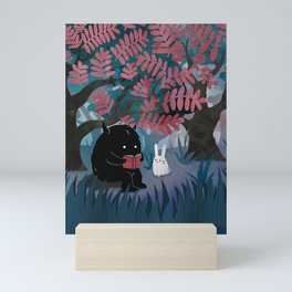 Another Quiet Spot Mini Art Print