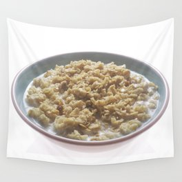 Bowl of Oatmeal  Wall Tapestry