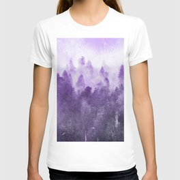 Ultra Violet Adventure Forest T-shirt