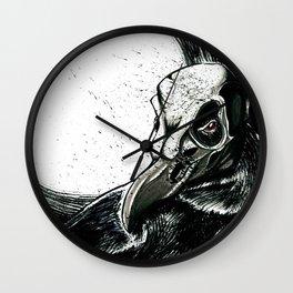 Crowman Burana Wall Clock