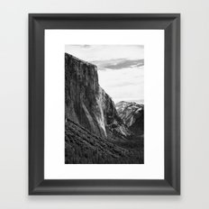 Yosemite El Capitan Framed Art Print
