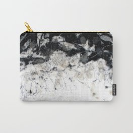 Minimalist Confetti Abstract Artwork Carry-All Pouch