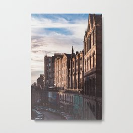 Victoria Street Metal Print