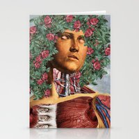 apollo Stationery Cards featuring Apollo by DIVIDUS